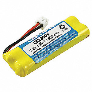 500 Cordless Phone Battery