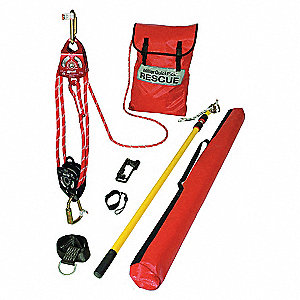 QUICKPICK STANDRD RESCUE KIT 100-FT