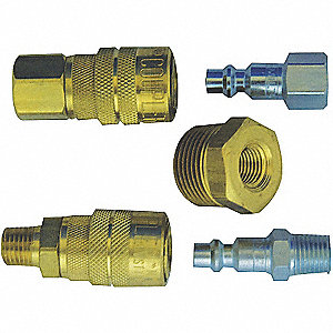 M STYLE COUPLER AND PLUG REDUCER KIT