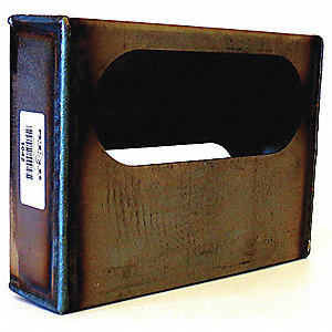 LIGHT BOX BIDRCTNL OFFSET OVAL STL