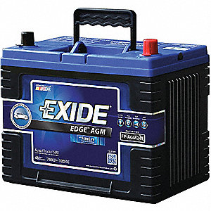 BATTERY EDGE AGM 12V GR24