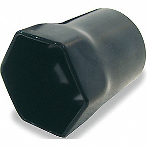 LOCKNUT SOCKET 1/2 IN DRIVE HEX