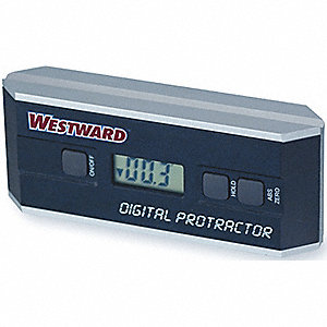 ELECTRONIC DIGITAL PROTRACTOR 6 IN
