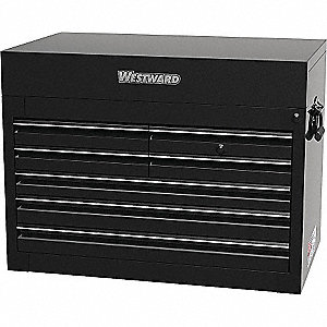 TOOL CHEST 30IN 7 DRWR BLACK