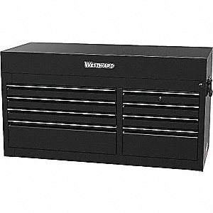 TOOL CHEST 41IN 8 DRWR BLACK