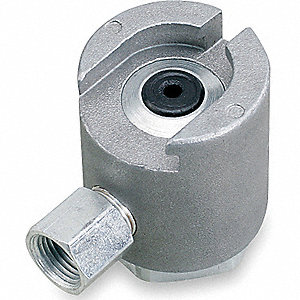 BUTTON HEAD COUPLER 7/8IN 3000PSI