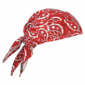 HAT TRIANGLE EVAP 6710CT W/CT-RED W