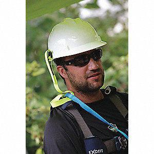 TETHER/LANYARD FOR HARD HAT