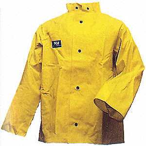 TOP DECK SUPERVISORS COAT-YEL-4XL