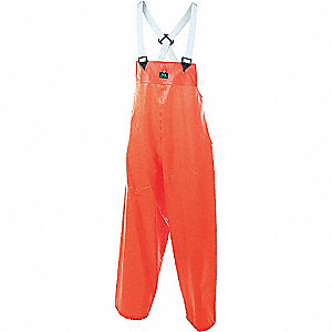 TOP DECK BIB PANT-ORG-2XL