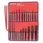 SET PUNCH + CHISEL 26 PC