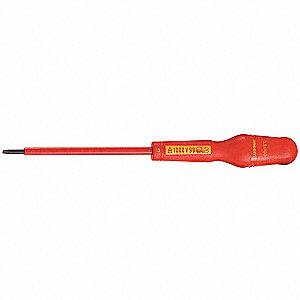 SCREWDRIVER INSL SLOT 10MMX12-3/4IN