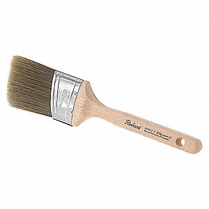 BRUSH 3IN OVAL ANGLED LS SERIES