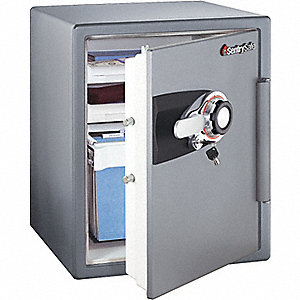 FIRE-SAFE COMBINATION SAFE