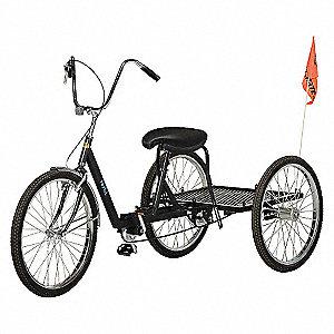 BICYCLE INDUSTRIAL HEAVY DUTY BLACK