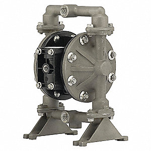 PUMP DIAPHRAM 1/2 METAL
