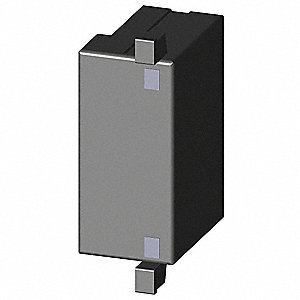 Surge Supressor, 48 to 127VAC Voltage, For Use With 3RT2, S0 Frame Contactors