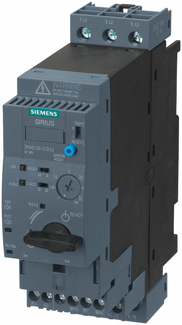 Iec Magnetic Motor Starters