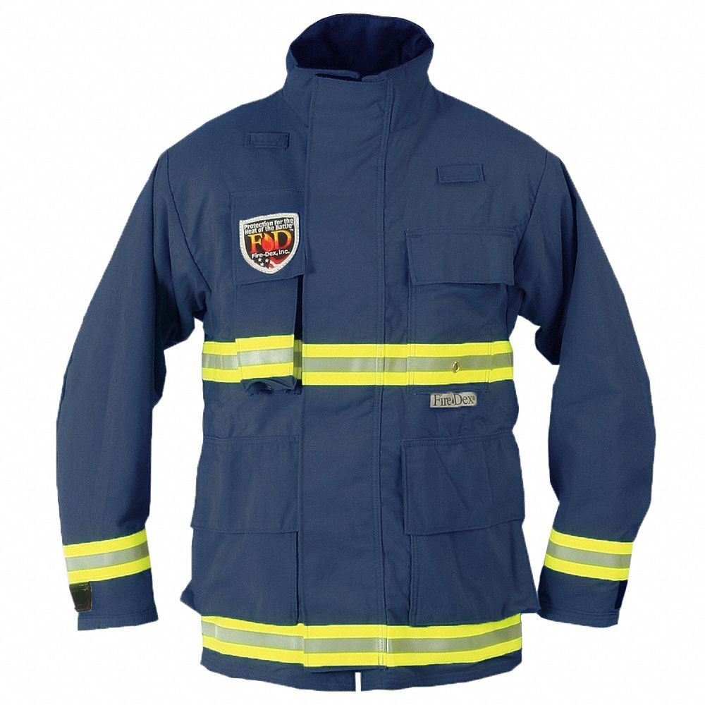 Navy USAR Jacket,  2XL,  Fits Chest Size 54 in,  29 to 33 in Length