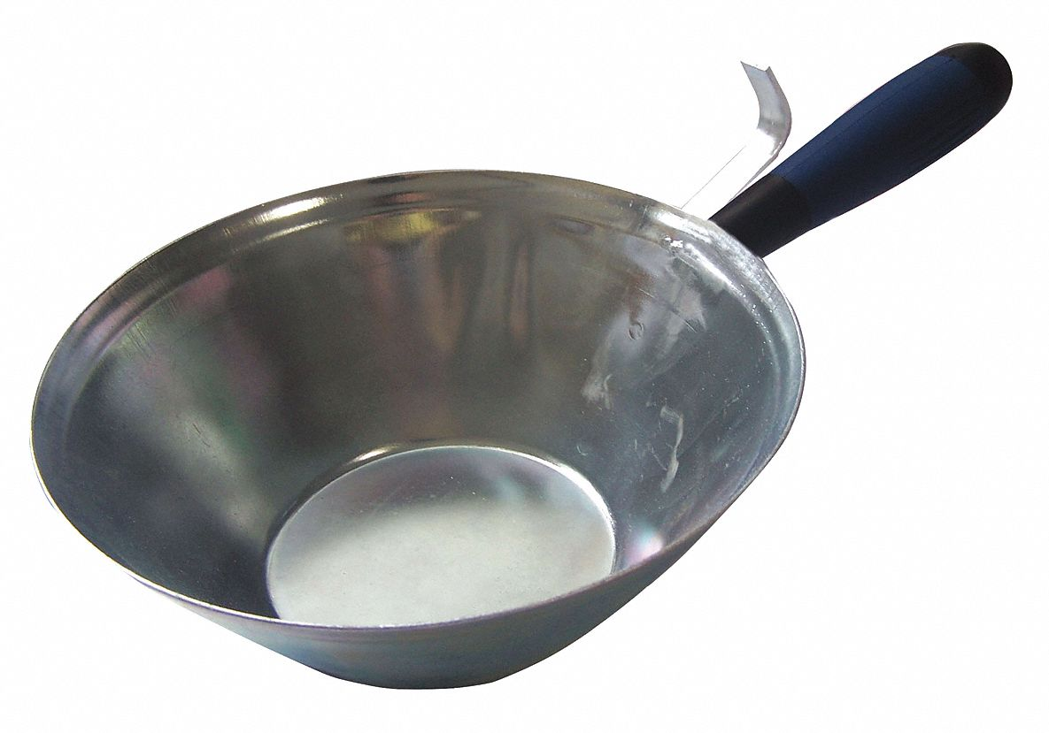 Mud Mixers Mashers And Pans
