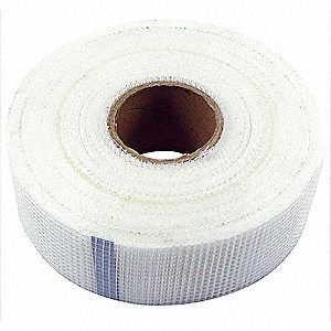 Drywall Mesh Tape,2 Inx500 ft,Neutral