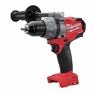 "M18 FUEL Brushless Li-Ion 1/2"" Cordless Drill/ Driver, Bare Tool"