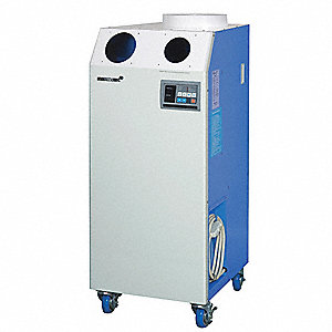 Commercial/Industrial 120V Portable Air Conditioner, 13,600 BtuH Cooling