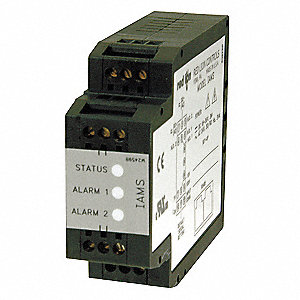 Signal Conditioner,0-100mA,Alarms