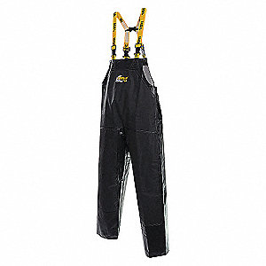 BIB PANT VIKING PVC/COTTON XL