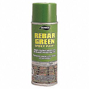 PAINT REBAR GREEN 12/CA