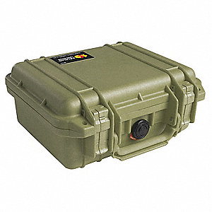 Olive Drab Green Protective Case