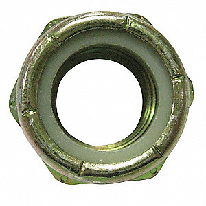 Lock Nut,1-14,Gr 8,Steel,ZY,PK135