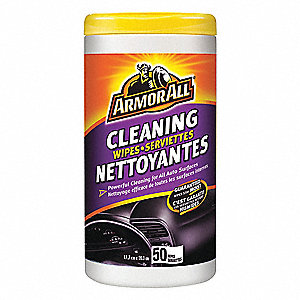 ALL CLEANING WIPES 50CT