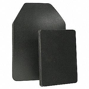 Ballistic Ceramic PlateBlack  sc 1 st  Grainger & BLACKHAWK Ballistic Ceramic PlateBlack - 13E186|32HP12 - Grainger