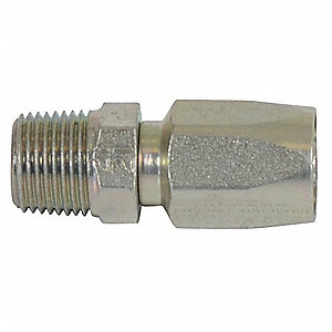 Fitting,7/8In Hose,3/4-14NPT,PK5