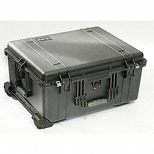 "Protective Case, 24-7/8"" Overall Length, 19-3/4"" Overall Width, 11-7/8"" Overall Depth"
