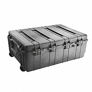 "Protective Case, 37-1/8"" Overall Length, 27-1/4"" Overall Width, 14-3/8"" Overall Depth"