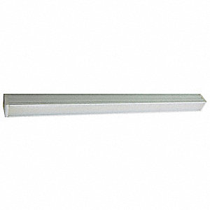 "12"" x 3/4"" x 3/4"" Dimmable LED Striplight with 466 Lumens"