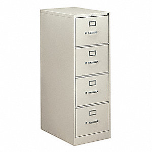 Cabinet,18-1/4x52x26-1/2 In,Light Gray