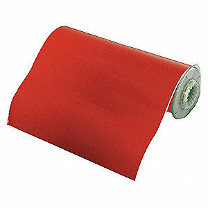 TAPE POWERMRK VINYL RED 10.125IN