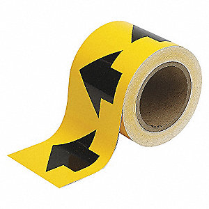 PIPEMARKER 4INX30YD STOCK IIAR TAPE