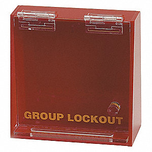 LOCKOUT BOX SML GRP