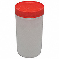 Carlisle Pouring Container 1 Quart Red PK12 Red Polyethylene PS602N05