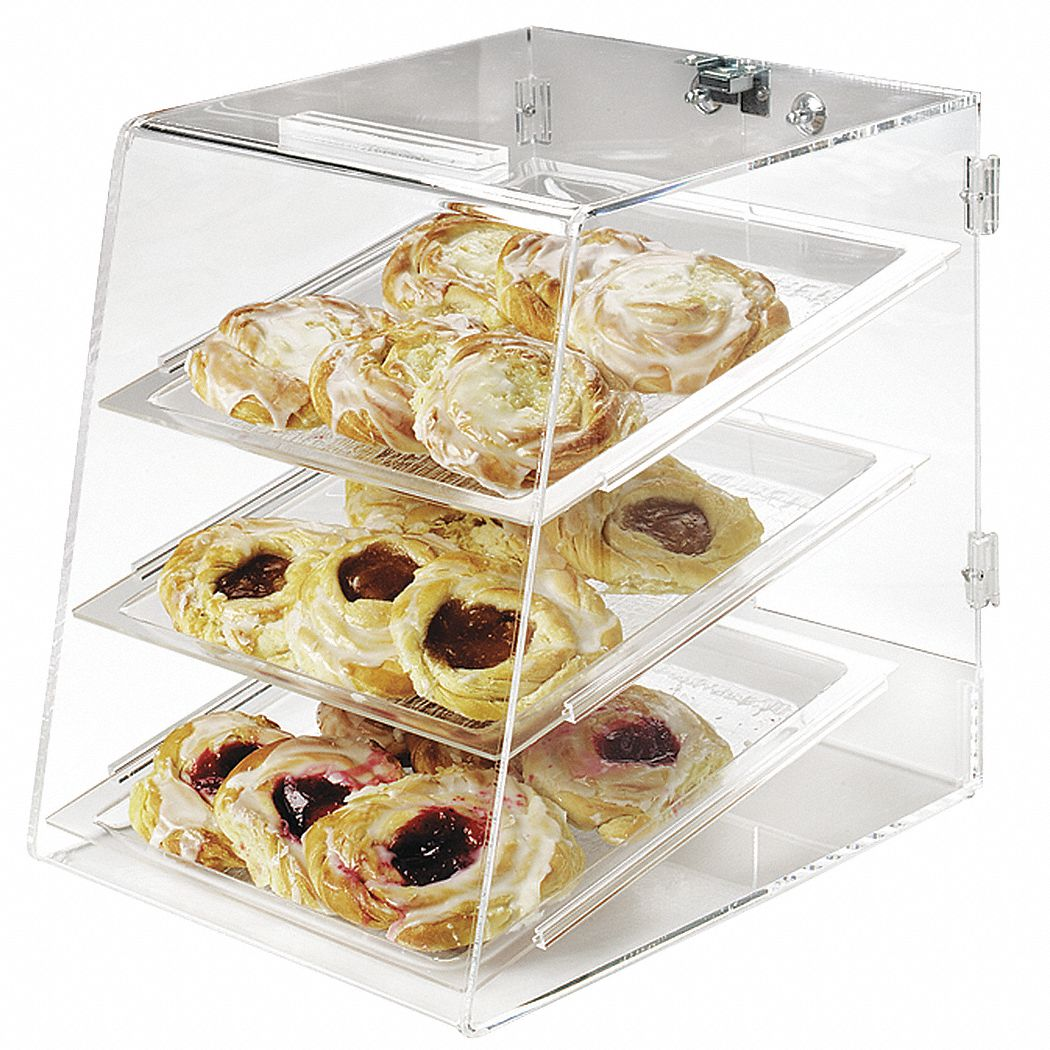 Food Display And Tray Covers