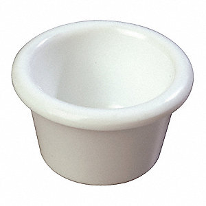 Smooth Ramekin,1.5 oz.,White,PK48