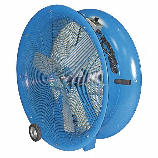 Commercial Air Circulator : Patterson quot industrial mobile air circulator f