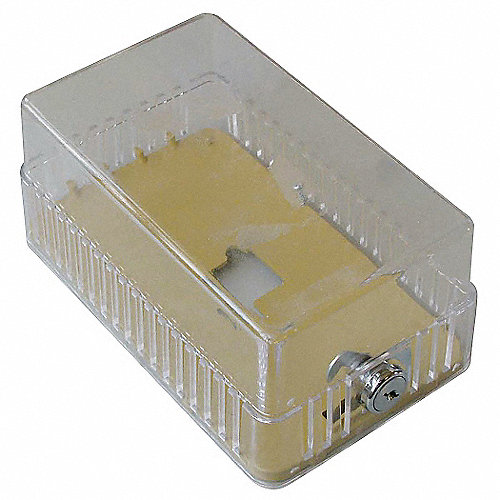 Grainger approved protector termostato univ al 3 5 16pulg for Caja aire acondicionado