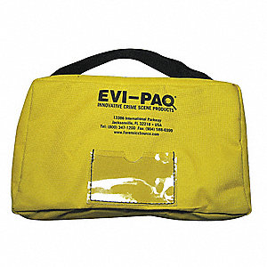 Standard Evidence Tent Carry Case,Yellow