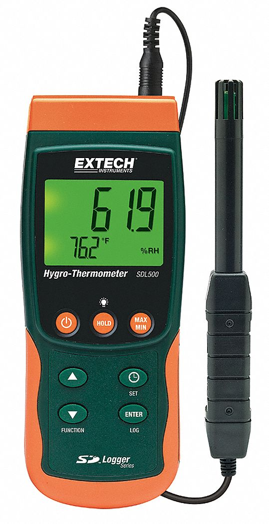 Temperature Humidity Meters And Dew Point Meters