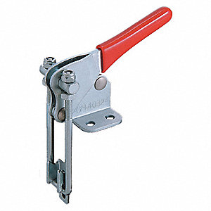 Latch Clamp,Vertical,SS,1000 Lbs,2.44 In